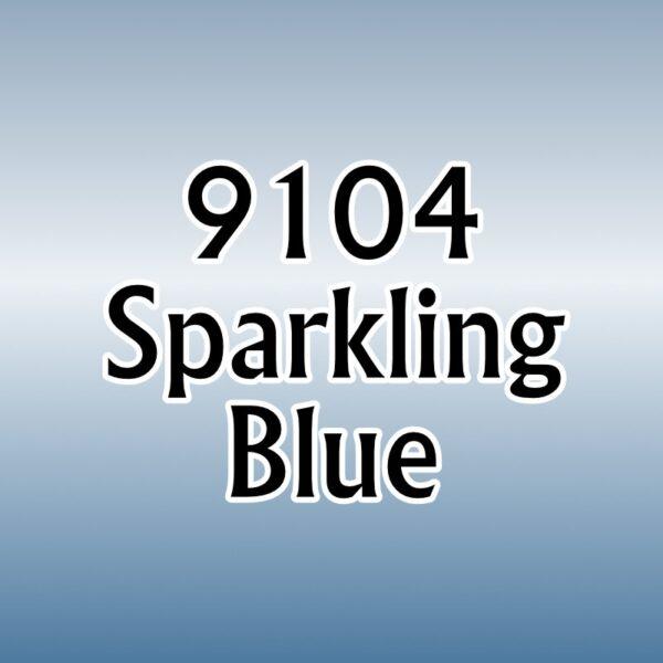 Sparkling Blue 09104 Reaper MSP Core Colors