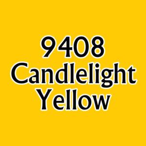 Candlelight Yellow 09408 Reaper MSP Bones