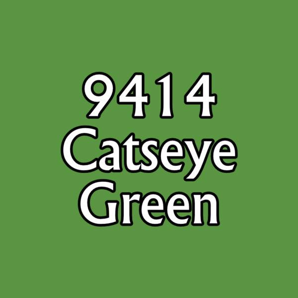 Cats-Eye Green 09414 Reaper MSP Bones
