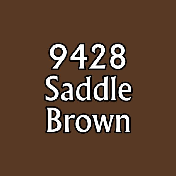 Saddle Brown 09428 Reaper MSP Bones