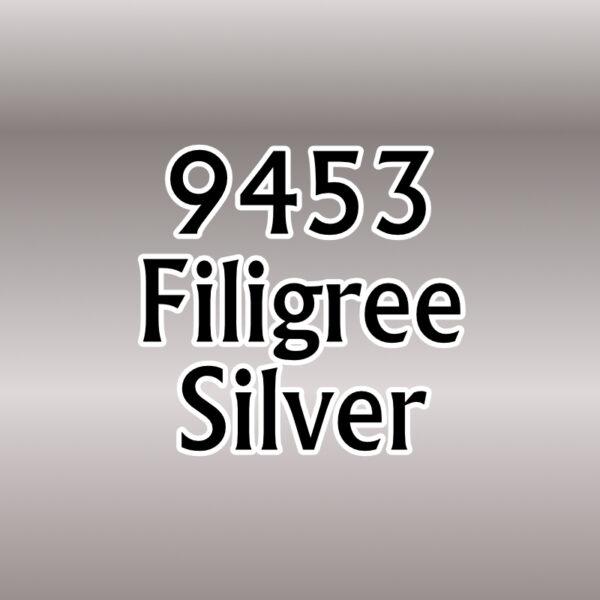 Filigree Silver 09453 Reaper MSP Bones