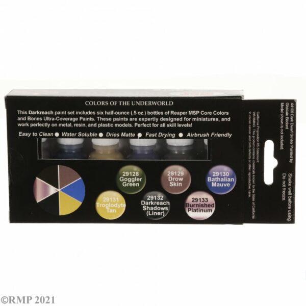 Reaper Fast Palette: Darkreach Colors 09911