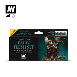 Vallejo Fairy Flesh set 74.101