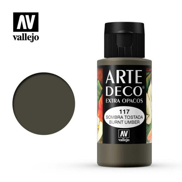Burnt Amber 85.117 Arte Deco 60m