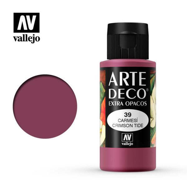 Crimson Tide 85.039 Arte Deco 60ml