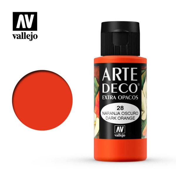 Dark Orange 85.028 Arte Deco 60ml