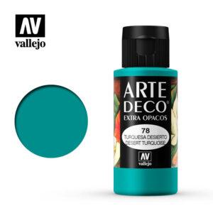 Desert Turquoise 85.078 Arte Deco 60ml