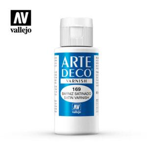 Satin Varnish 84.169 Arte Deco 60ml