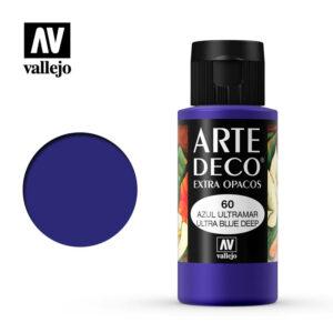 Ultra Deep Blue 85.060 Arte Deco 60ml