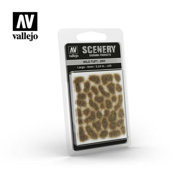 Vallejo Wild Tuft Dry SC419