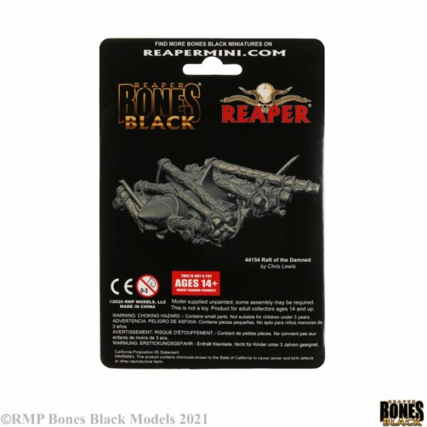 Reaper Miniatures Raft of the Damned 44154