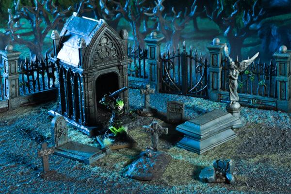 Graveyard Mantic MGTC179